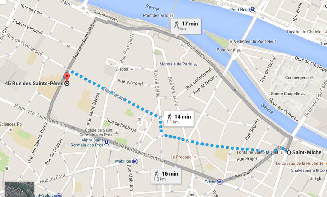 metro paris plan